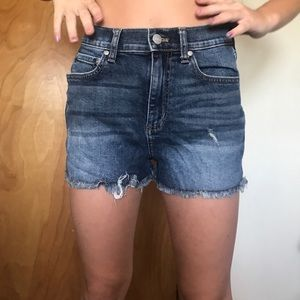 Victoria Secret PINK Jean Shorts size 2